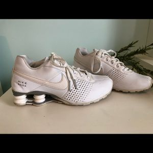 Nike Shox Youth Size 4.5 Gently Used